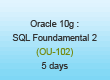 Oracle 10 SQL Fundamental 1 Training