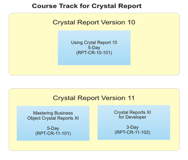Mastering Business Object Crystal Report 11 Training